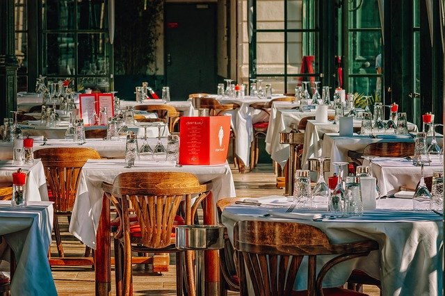otwarcie restauracji